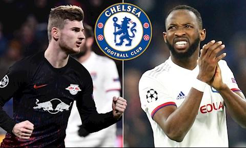 Chuyển nhượng của Chelsea Bán 4 cầu thủ mua tiền đạo mới hình ảnh