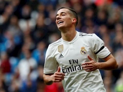 Real Madrid quyết định tương lai tiền vệ Lucas Vazquez hình ảnh