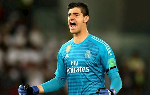 Courtois tìm kiếm vận may mới ở Real Madrid hình ảnh