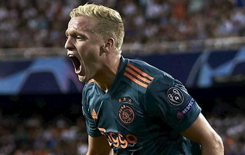 Donny van de Beek phù hợp với Chelsea hơn Real hay Barca! hình ảnh