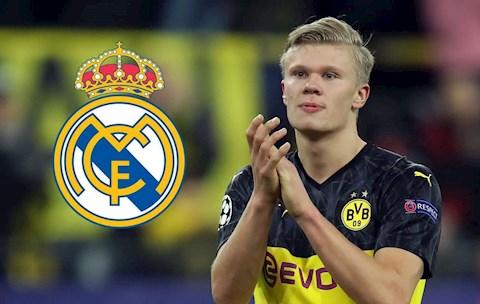 Erling Haaland đã sẵn sàng tới và sẽ thành công ở Real Madrid! hình ảnh