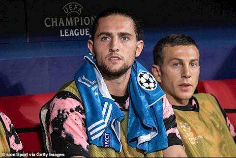 Juventus được khuyên kiên nhẫn với tài năng Adrien Rabiot hình ảnh