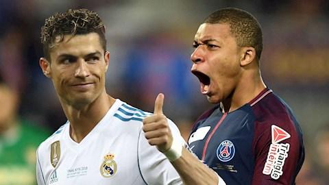 Cannavaro khuyên Mbappe nối gót Ronaldo đến Real Madrid hình ảnh