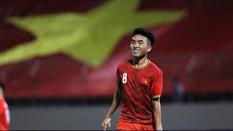 Tien ve Tran Cong Minh co ten trong nhom cau thu U21 Dong Thap bi treo gio vi tham gia ban do