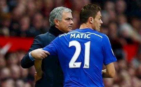 Mourino từng dọa bán tiền vệ Nemanja Matic ở trận giao hữu hình ảnh