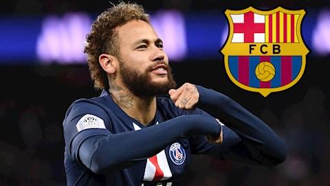 Tiền đạo Neymar từ chối ký hợp đồng mới, quyết trở lại Barca hình ảnh