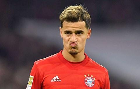 Sếp Bayern làm rõ như ban ngày tương lai của Philippe Coutinho  hình ảnh