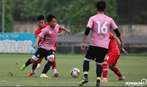 Nguyen Van Dung Viettel vs Ha Noi giao huu