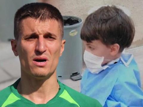 Cầu thủ Thổ Nhĩ Kỳ Cevher Toktas xuống tay giết con trai 5 tuổi hình ảnh