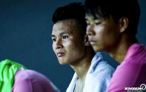Quang Hai Viettel vs Ha Noi giao huu