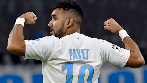 Tiền vệ Dimitri Payet lên tiếng về tương lai ở Marseille hình ảnh