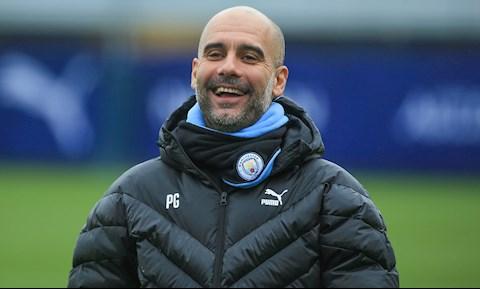 Man City tự tin có thể giữ chân HLV Pep Guardiola hình ảnh