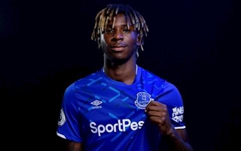 Tiền đạo Moise Kean được khuyên rời Everton ở Hè 2020 hình ảnh