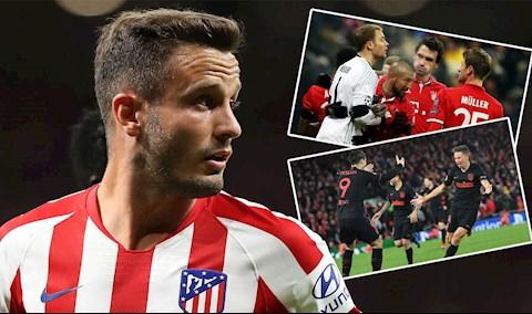 Saul Bayern vs Liverpool