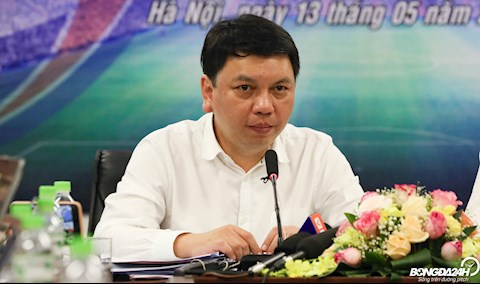 Tong thu ky VFF Le Hoai Anh