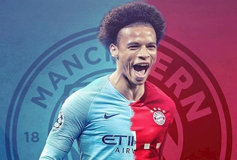 Bayern Munich chốt giá mua tiền đạo Leroy Sane hình ảnh