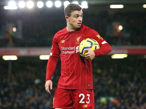 Tiền vệ Xherdan Shaqiri lên tiếng về tương lai ở Liverpool hình ảnh