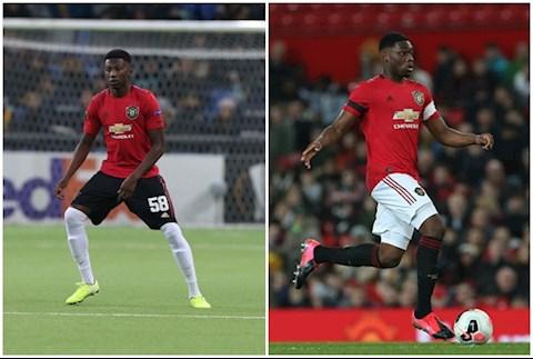 Man United phát hiện hai tài năng trẻ xứng đáng thay Phil Jones hình ảnh