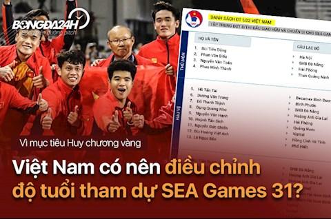 Vì mục tiêu HCV, Việt Nam có nên điều chỉnh độ tuổi tham dự SEA Games 31 hình ảnh 2