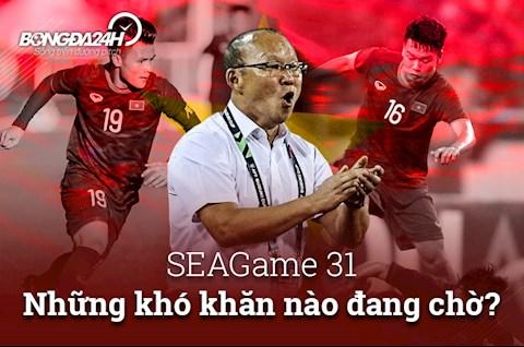 SEA Games 31 HLV Park Hang Seo sẽ đối mặt những khó khăn nào hình ảnh