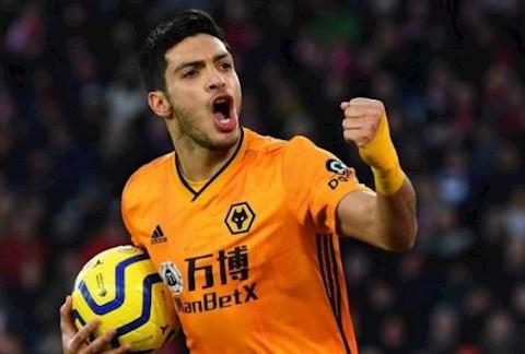 Liverpool hỏi mua tiền đạo Raul Jimenez của Wolves  hình ảnh