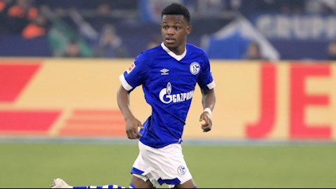 MU muốn mua tiền đạo Rabbi Matondo của Schalke  hình ảnh