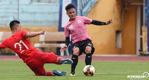Quang Hai Ha Noi vs Viettel