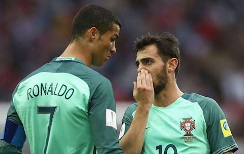 Đồng đội trên tuyển tiết lộ điều Cristiano Ronaldo đặc biệt hình ảnh