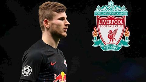 Liverpool bán 3 cầu thủ để dồn tiền chiêu mộ Werner hình ảnh