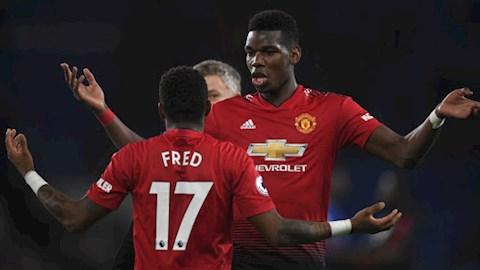 Fred mong muốn tiền vệ Paul Pogba ở lại MU hình ảnh