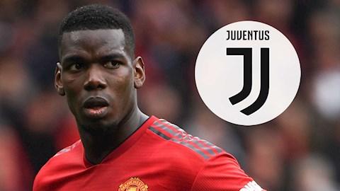 Juventus cần bán Ramsey và Rabiot mua tiền vệ Paul Pogba hình ảnh