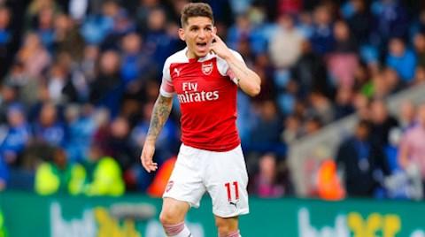 Tiền vệ Lucas Torreira muốn rời Arsenal trở lại Italia hình ảnh