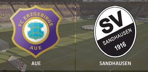 Erzgebirge Aue vs Sandhausen 18h00 ngày 165 Hạng 2 Đức 201920 hình ảnh