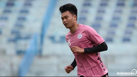 Thanh Chung Ha Noi vs Viettel