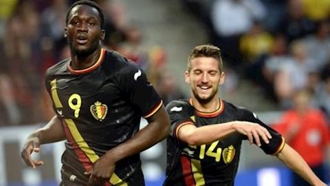 Lukaku muốn tiền đạo Dries Mertens tới Inter Milan hình ảnh