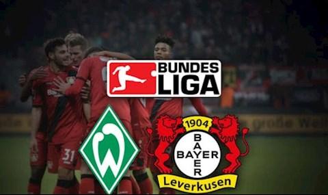 Bremen vs Leverkusen 1h30 ngày 195 Bundesliga 201920 hình ảnh