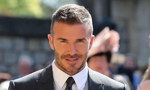 Tròn 7 năm ngày David Beckham chia tay sân cỏ hình ảnh