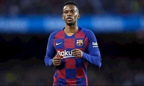 Semedo chính thức nói lời chia tay Barca hình ảnh