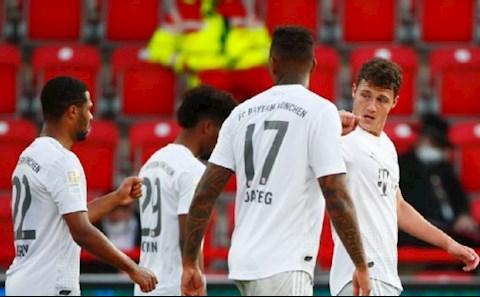 5 điểm nhấn sau ngày Bundesliga trở lại Bayern, Haaland, Havertz hình ảnh