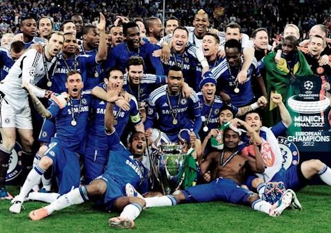 Ngày này năm xưa Tròn 8 năm Chelsea vô địch Champions League lần đầu tiên hình ảnh 2