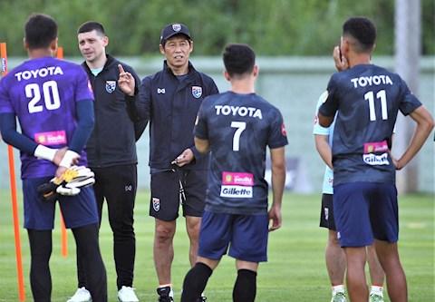 Thái Lan tính cử đội trẻ tham dự AFF Cup 2020 hình ảnh
