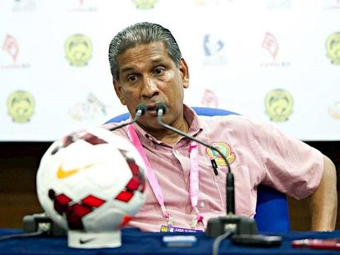 Cựu HLV Malaysia bi quan trước trận gặp Việt Nam hình ảnh