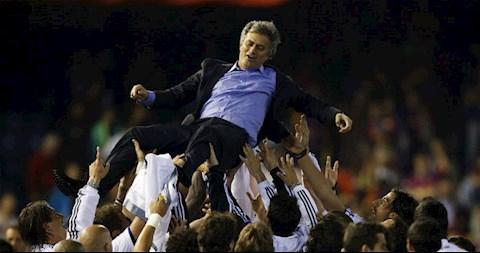 Mourinho Madrid mùa giải 1112 là xuất sắc nhất châu Âu hình ảnh