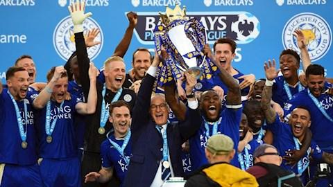 Tròn 4 năm Leicester City vô địch Premier League hình ảnh