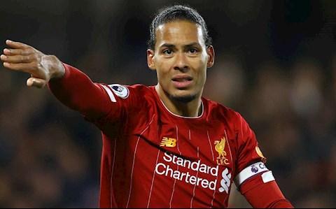 Virgil van Dijk giải thích lý do chọn Liverpool thay vì Man City hình ảnh