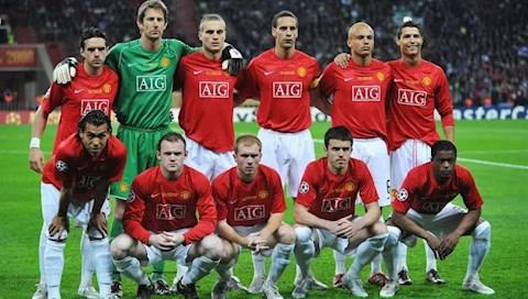 12 năm Man United, Chelsea và đêm mưa Moscow hình ảnh 3