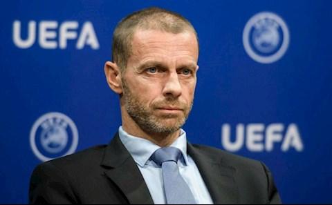 chu tich UEFA Ceferin