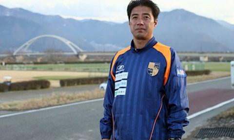 VFF ký hợp đồng 3 năm với tân GĐKT người Nhật hình ảnh