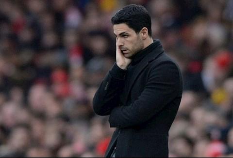 Arsenal cần kiên nhẫn với HLV Mikel Arteta hình ảnh