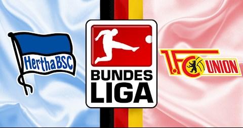 Hertha Berlin vs Union Berlin 1h30 ngày 235 Bundesliga 201920 hình ảnh